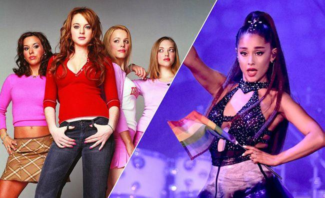 """Ariana Grande faz de """"menina má"""" no Instagram com actriz"""