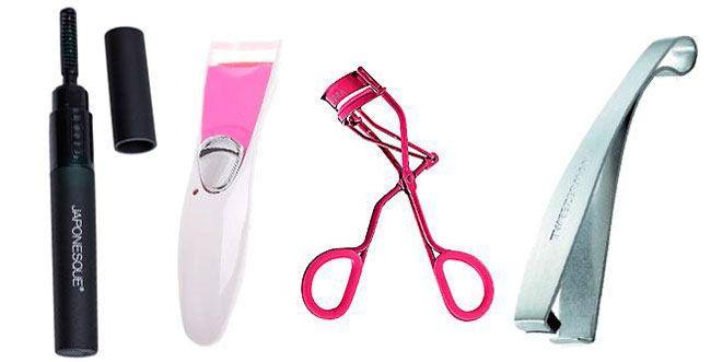 Como usar correctamente o enrolador de pestanas?