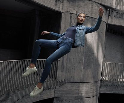 Jeans e chinos Zero Gravity, 100% Fit