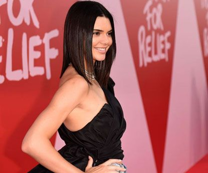Kendall Jenner exibe a sua figura para Chanel