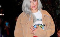 Kylie Jenner não quis MESMO passar despercebida