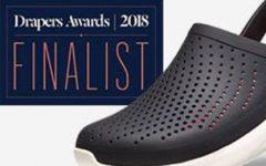 Crocs nomeada para dois Drapers Awards