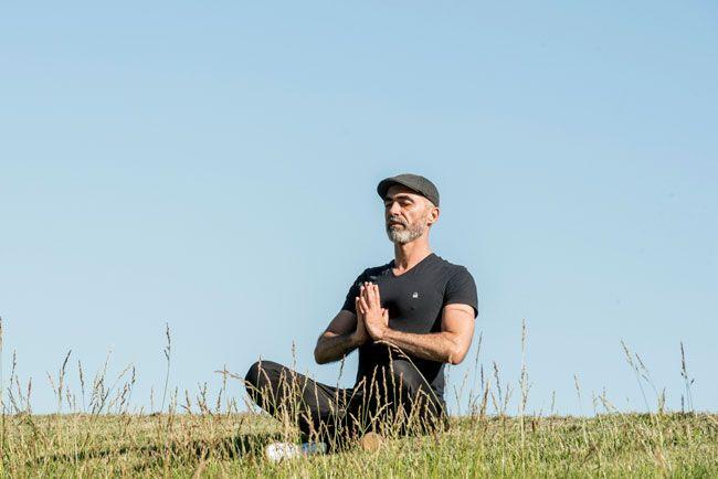 Mentor do Yoga-Spirit participa no Open Mag