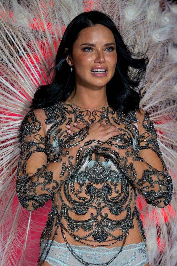 Adriana Lima ou quando um anjo desceu à terra