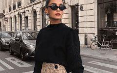 Minissaia da Zara causa furor no Instagram e faz tendência