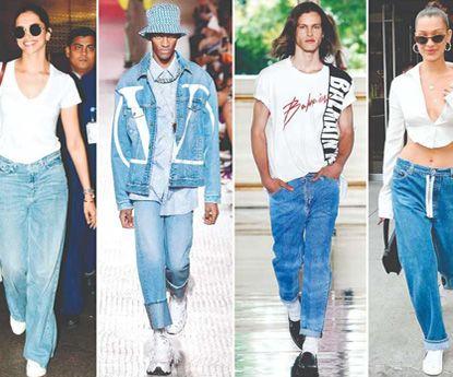 A tendência de moda mais influente de 2018 vai para...