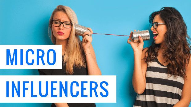 Microinfluencers lucram mais do que as celebridades