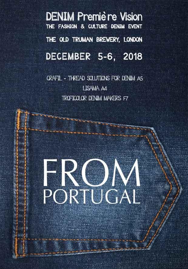 O denim português está na moda e afirma–o em Londres