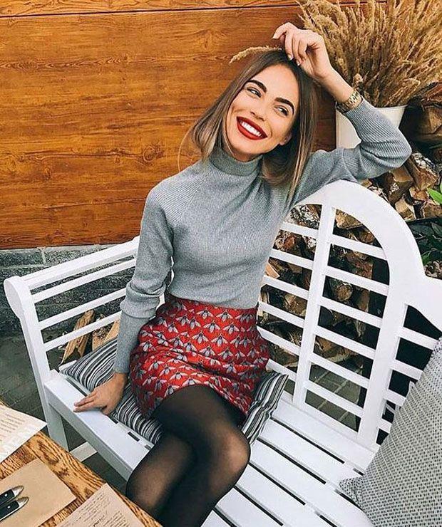 10 looks vermelhos e sensuais para usar no inverno