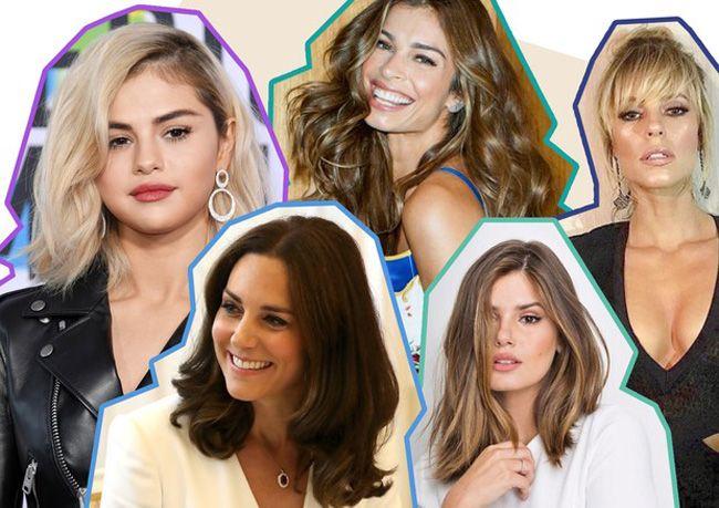As melhores mudanças de beleza das celebridades em 2018