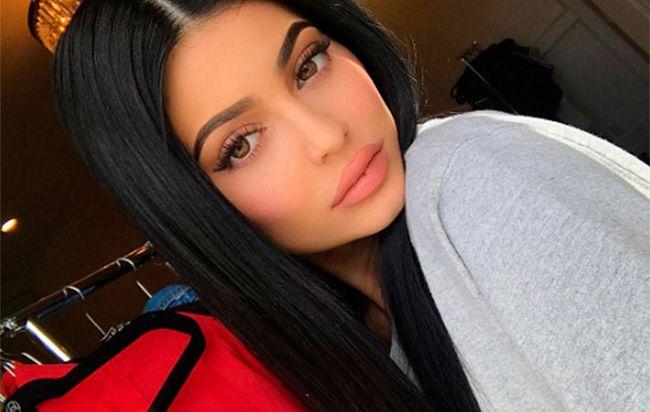 Kylie Jenner como o flamingo mais sensual do Instagram