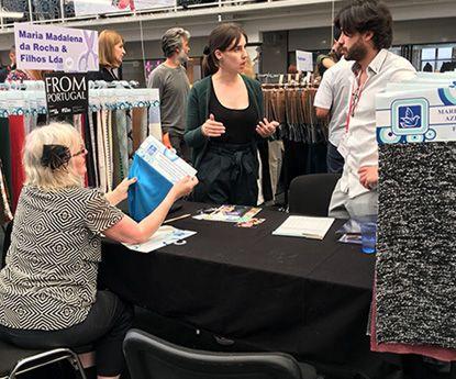 """Têxteis """"From Portugal"""" apresentam novas colecções em Londres"""