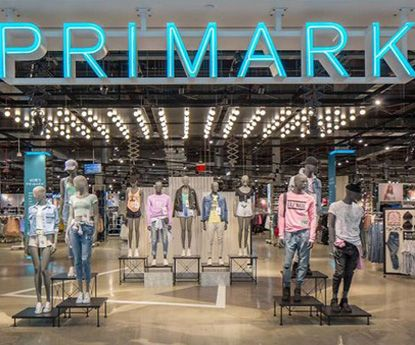 Primark cresce 4% no primeiro trimestre fiscal