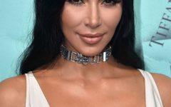 A meia-calça de Kim Kardashian que marcou a sua figura