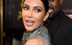 O sensual outfit rendado de Kim Kardashian no Instagram...