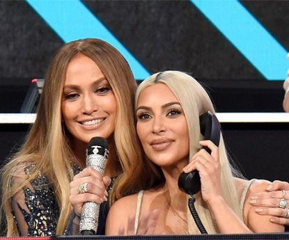 Kim Kardashian e Jennifer Lopez incendeiam redes sociais