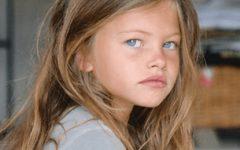 Thylane Blondeau nomeada com o rosto mais bonito de 2018