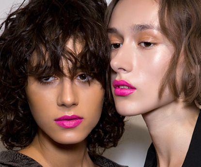 Mate, neon, nude: tendência na cor dos lábios para 2019