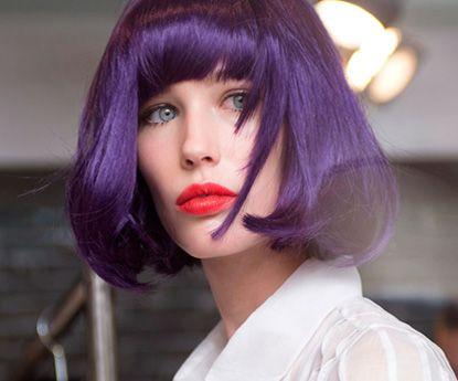 Os média social influenciam directamente as cores de cabelo