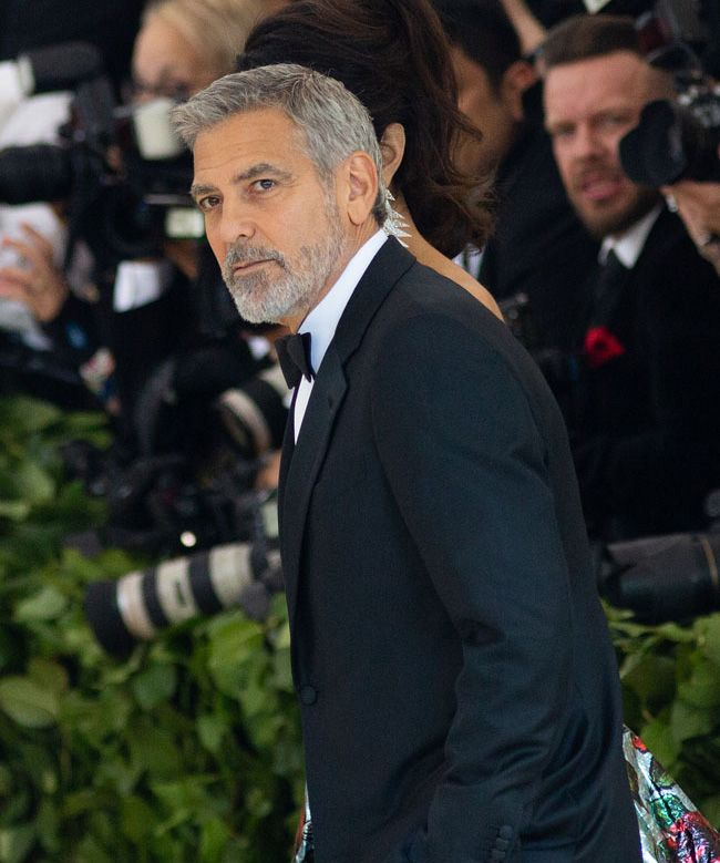 George Clooney defende duquesa de Sussex Meghan Markle