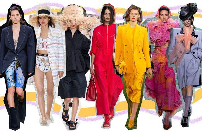 15 tendências da moda que vão tomar conta do teu armário