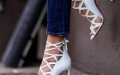 Tira o melhor partido dos teus sapatos brancos: como usar?