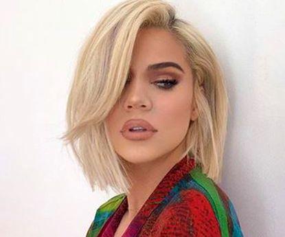 Novo visual de Khloé Kardashian vai-te querer ter cabelo curto