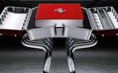 Novo livro da Ferrari apresentado na Lionesa