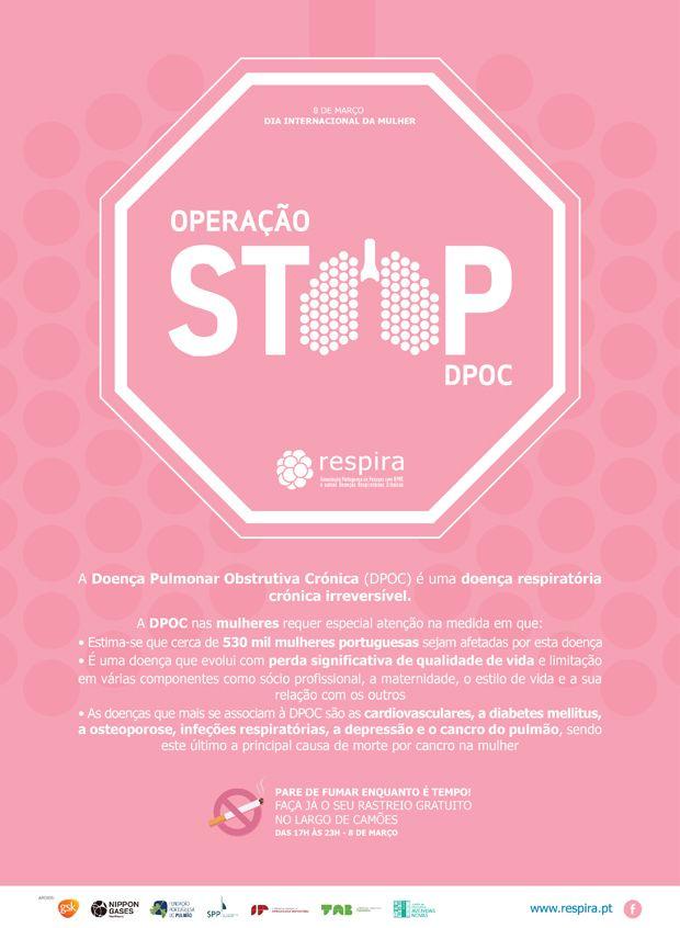 Associação RESPIRA lança campanha de sensibilização