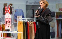 MO e apresentadora Cristina Ferreira em parceria