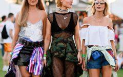 Os melhores looks de Coachella de todos os tempos