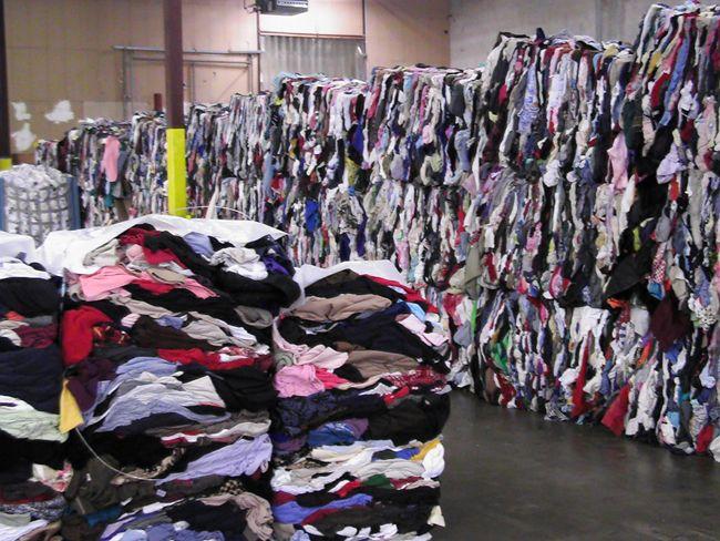 Recolha selectiva de resíduos têxteis obrigatória a partir de 2025