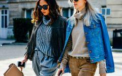 Golas altas: aprende a montar o look como uma fashionista!