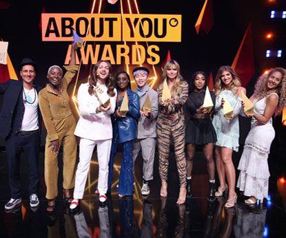 Melhor Influecer do Ano - ABOUT YOU Awards 2019