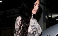 O impossível aconteceu: Kim Kardashian superou o seu look
