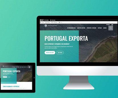 AICEP lança plataforma digital Portugal Exporta
