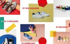 Zippy aposta numa nova linha de calçado próprio