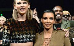 Kim Kardashian tem medo de Taylor Swift?