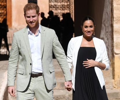 Meghan Markle causa polémica recusando equipa médica da família real