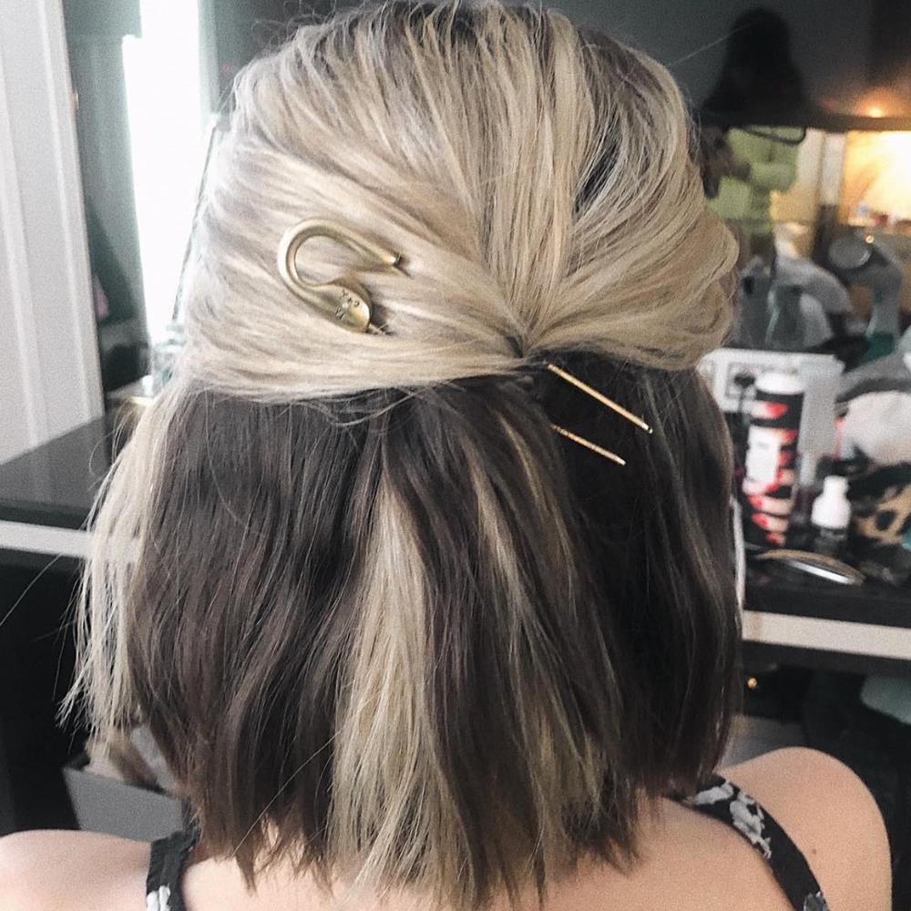 10 penteados curtos que deixam muito a invejar