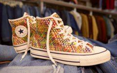 Converse apresenta nova coleção Chuck Taylor All Star Crochet