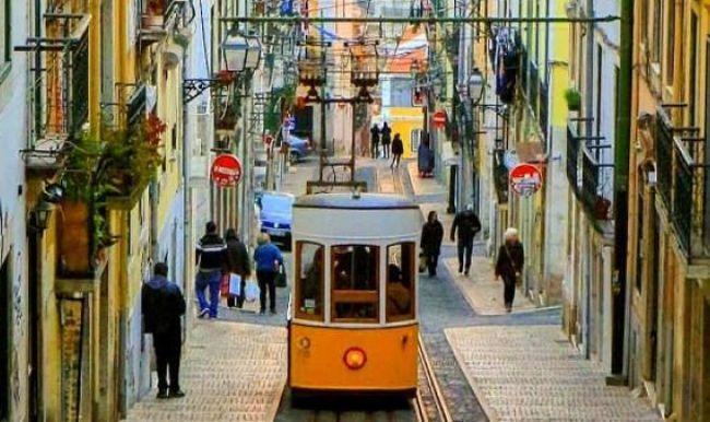 """Lisboa lidera rankings nas categorias """"Negócios"""", """"Visitar"""" e """"Viver"""""""