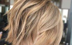 Os 50 novos e melhores penteados curtos em camadas