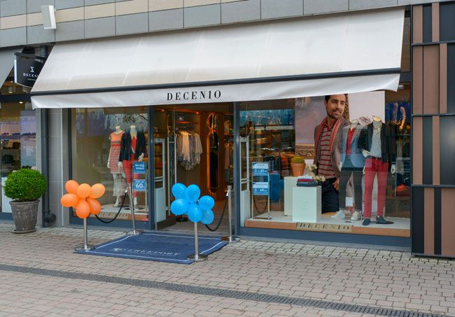 Decenio abre loja no Freeport Lisboa Fashion Outlet