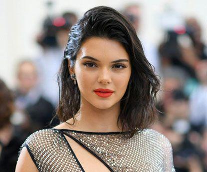 Kendall Jenner regista o seu nome como marca de beleza