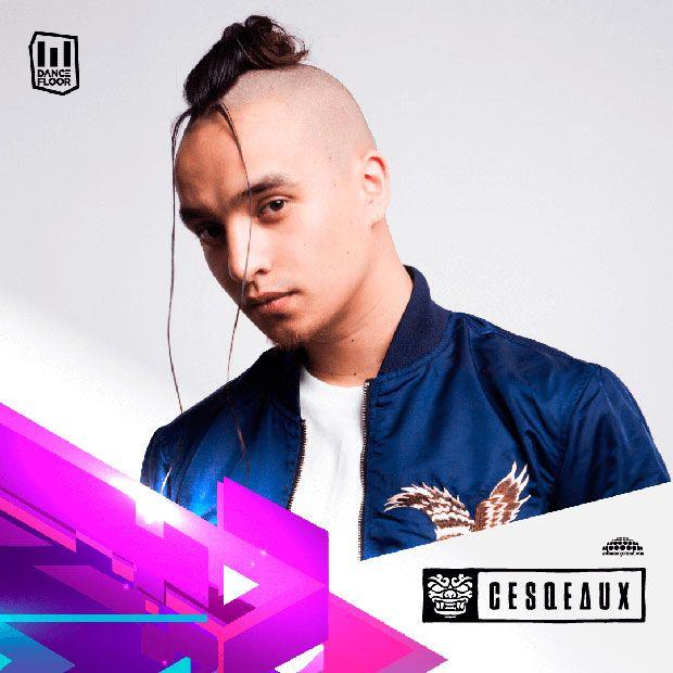 Cesqeaux confirma primeiro dia no Festival Dancefloor
