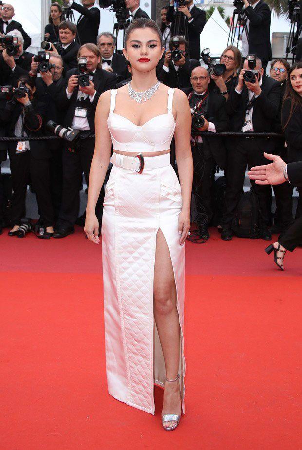 A beleza de Selena Gomez no Festival de Cannes 2019