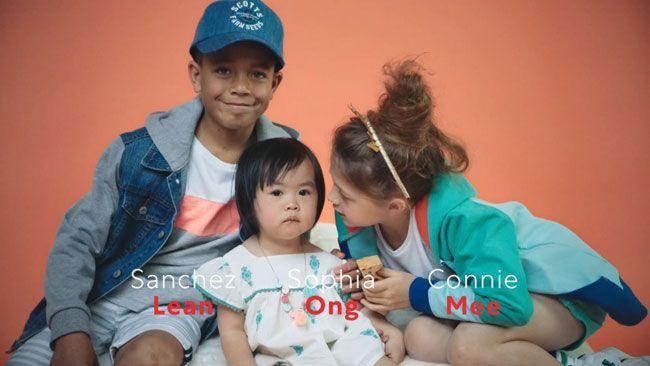 Nova campanha Zippy envolve crianças do mundo inteiro