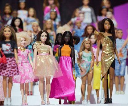 Barbie será premiada pela sua influência na moda