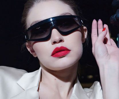 Gigi Hadid X Vogue Eyewear – colecção especial 2019